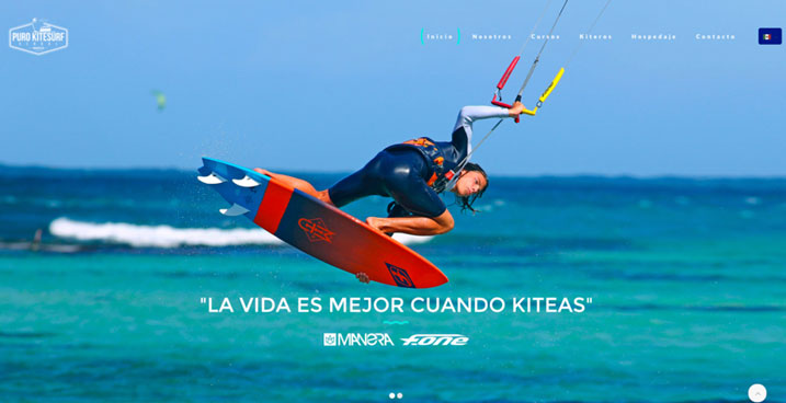 Puro Kite Surf School Mexico